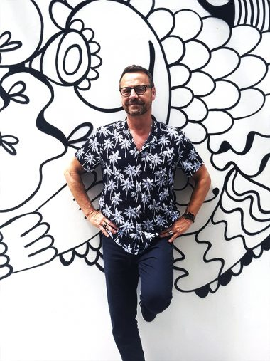 Carlos André (CEO)